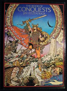 """The Book of Conquests"", by Jim Fitzpatrick"