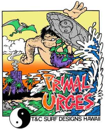 Primal Urges Caveman.