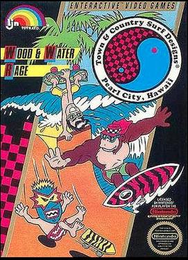 T & C NES game.